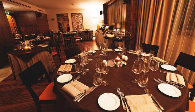 Invitation à dîner aux portes de Rome dans une auberge 4* moderne supérieure (à partir de 2 nuits)