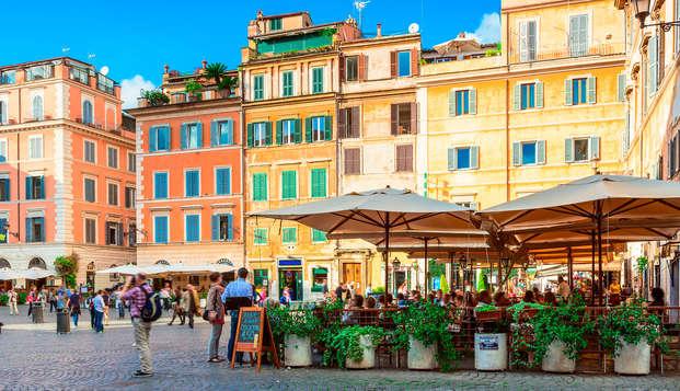 Charme 4* aux portes du centre historique de Rome