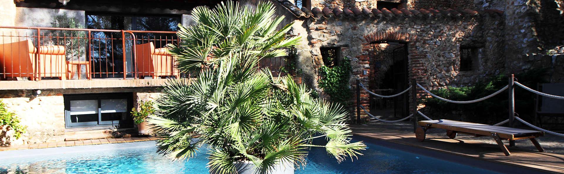 Expérience inoubliable dans un ancien mas catalan près de Perpignan