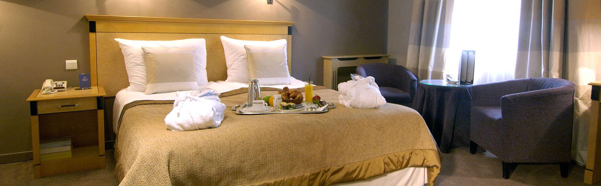 Speciale aanbieding: Geniet van een luxueus weekend weg in Waterloo