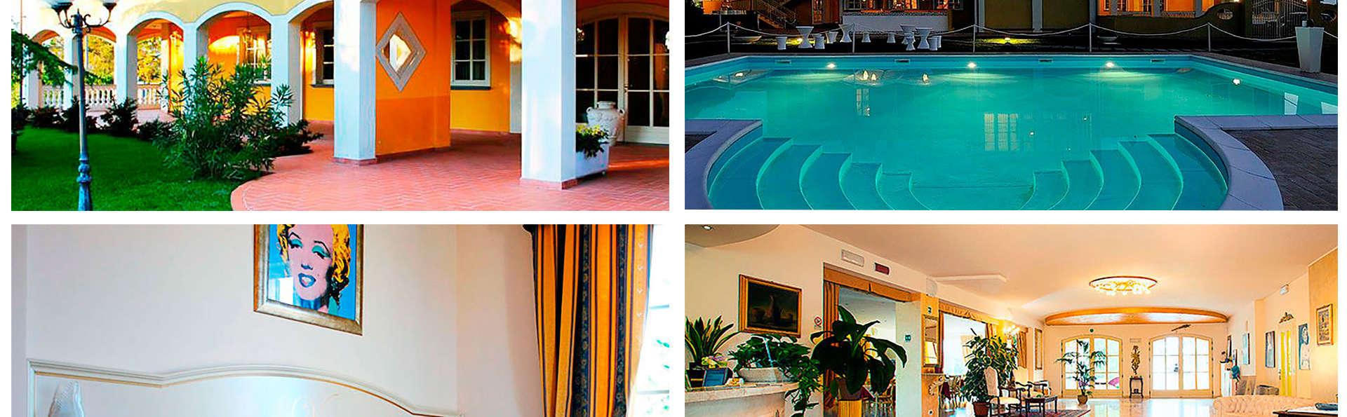 Relais Hotel Vedute 4 Fucecchio Italie