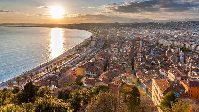 Luxe et glamour sur la Côte d'Azur à Nice