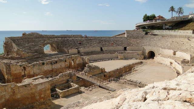 1 Visita guiada por Tarraco Romana para 2 adultos