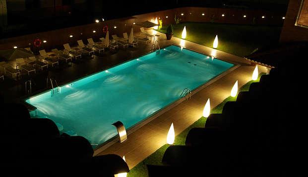 Minivacaciones en Granada con acceso al spa y una cena en su restaurante italiano (desde 3 noches)
