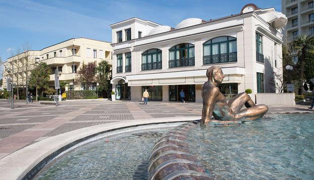 Nel cuore di Abano Terme per un soggiorno di benessere