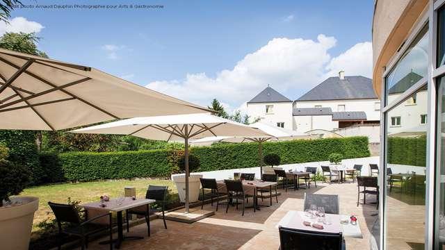 Le Richebourg Hotel Restaurant et Spa - -so- -galerie-photo-photo-anim-vintage- -fr