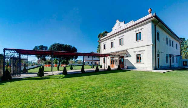 Fuga romantica in una villa rinascimentale a Firenze