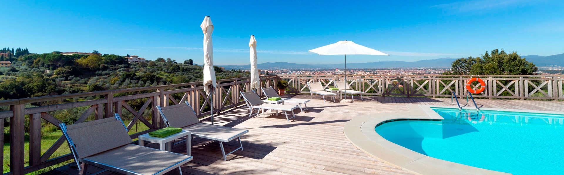Week-end bien-être avec vue incroyable sur Florence