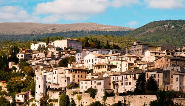 Umbria antica e romantica a Spello (da 2 notti)