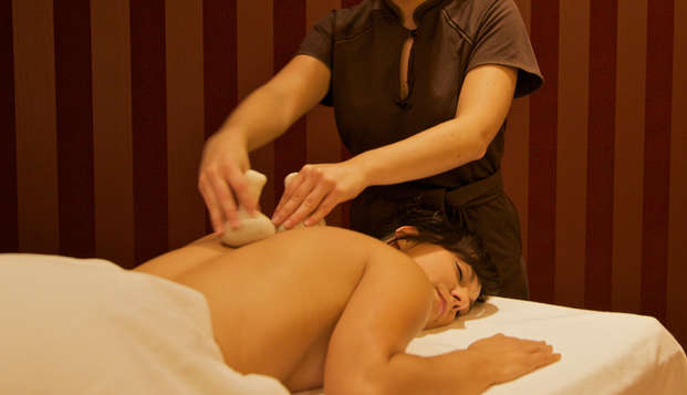 Hotel Spa Casino Saint Brevin l Ocean - massage