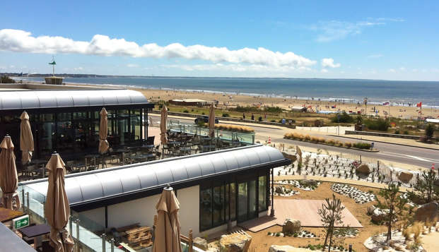 Séjour à l'hôtel casino de Saint Brévin l'Océan
