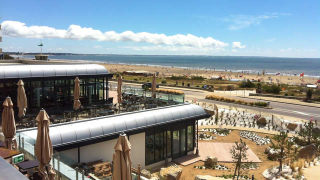 Hotel Spa Casino Saint Brevin l Ocean - terrace