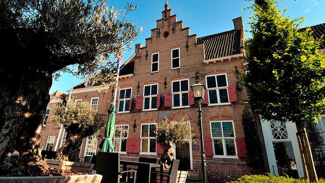 Romantisch genieten in historisch Zeeuws gemeentehuis