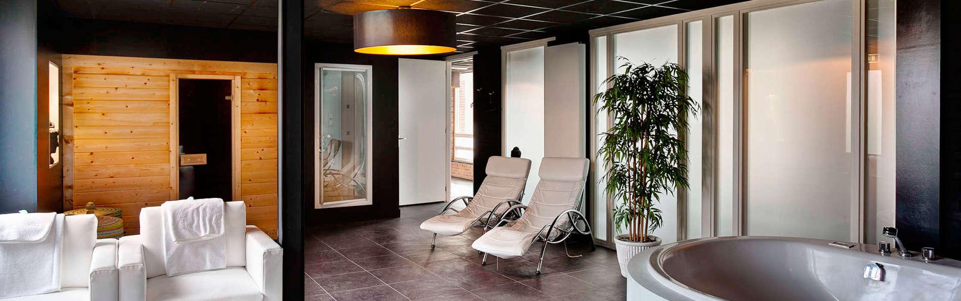 Profitez du luxe et de l'hospitalité avec accès à un sauna privé