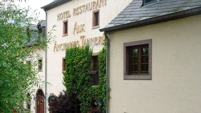 Hotel Restaurant Aux Anciennes Tanneries