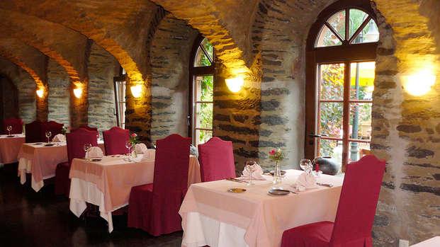 Fuga all'insegna del relax in trattamento di mezza pensione nel cuore del Lussemburgo (da 2 notti)
