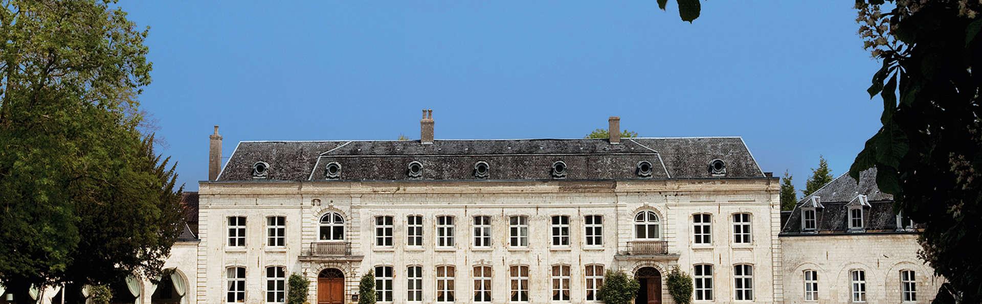 Séjour de luxe dans un beau château du XVIIIème siècle