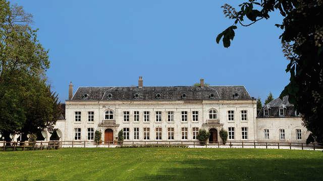 Séjour de luxe dans un beau manoir du XVIIIème siècle