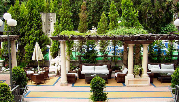 Hotel Miguel Angel by BlueBay - garden