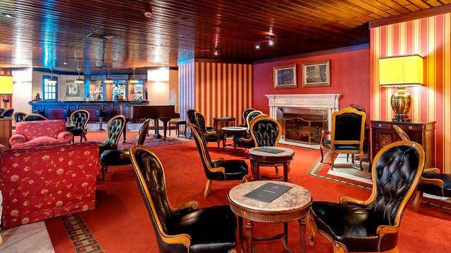 Hotel Miguel Angel by BlueBay - lounge