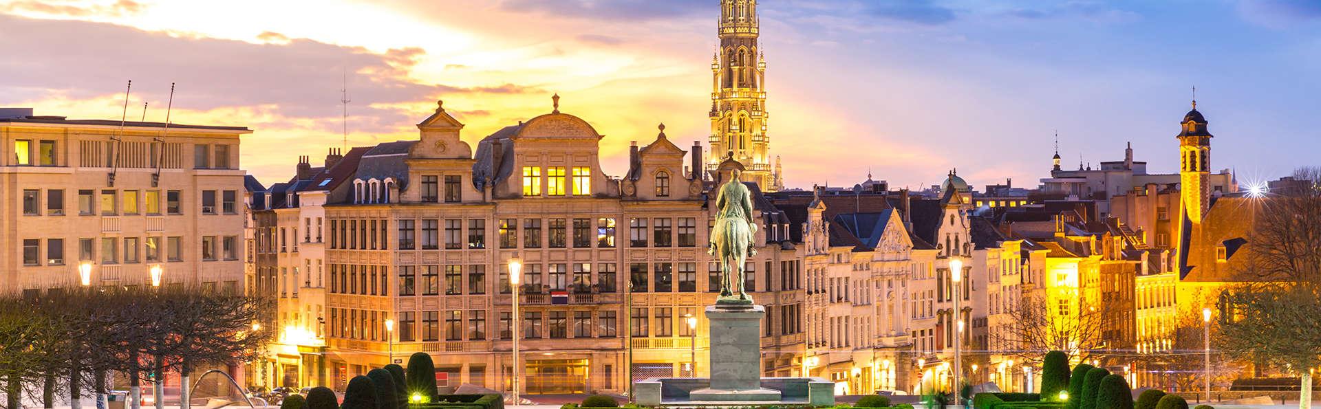 Wellness en lekkernijen in Brussel