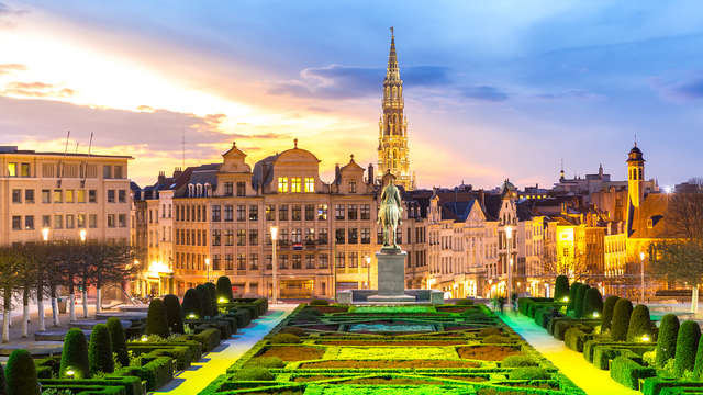 Wellness en lekkernijen in Brussel