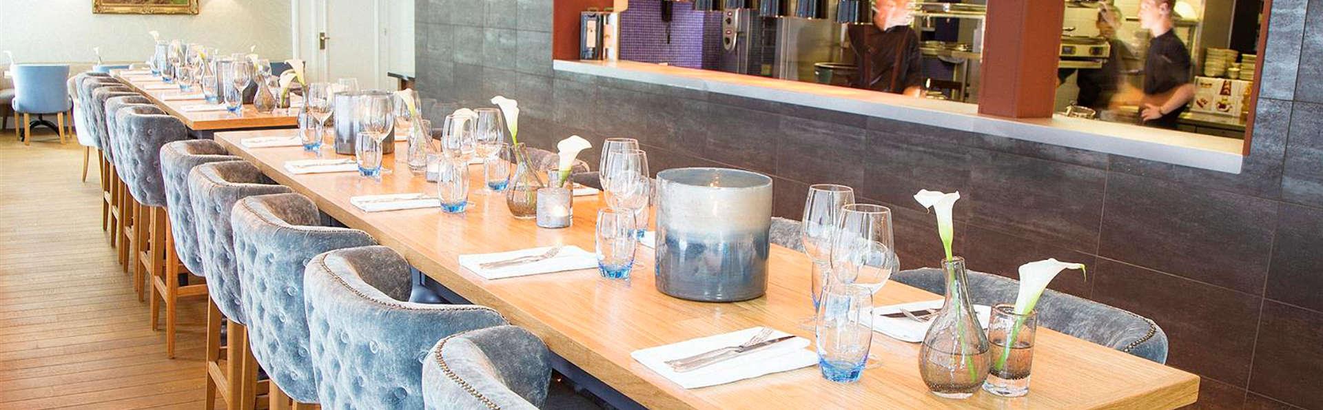 Luxe, design et plaisir culinaire au cœur de Rotterdam (4 nuits)