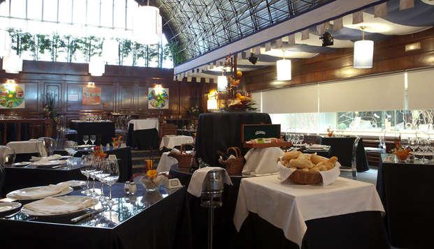 Hotel Mirador de Chamartin - breakfast