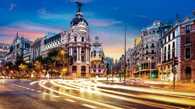 Madrid romantica con la tua dolce metà