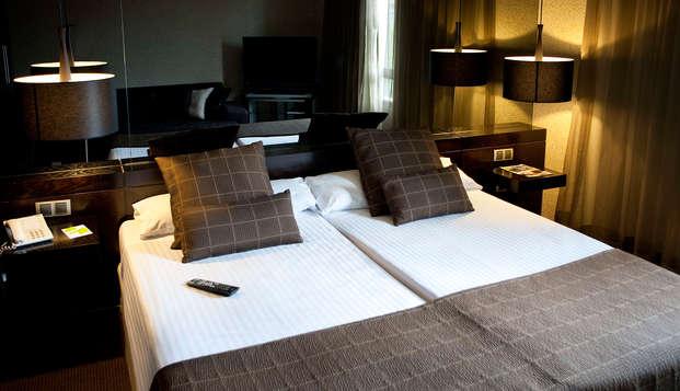 Hotel Mirador de Chamartin - doble terraza