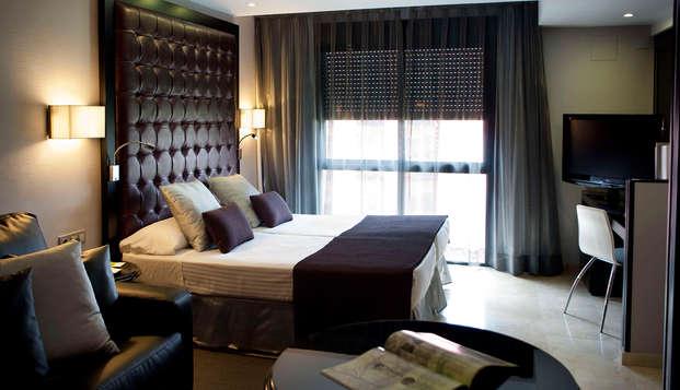 Hotel Mirador de Chamartin - doble