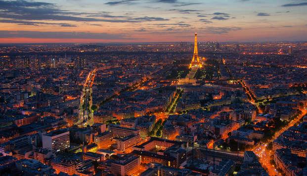 Romanticismo en el corazón de París