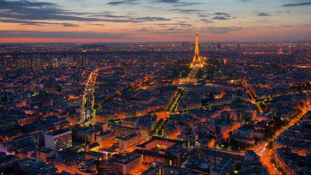 Escapade romantique dans le cœur de Paris
