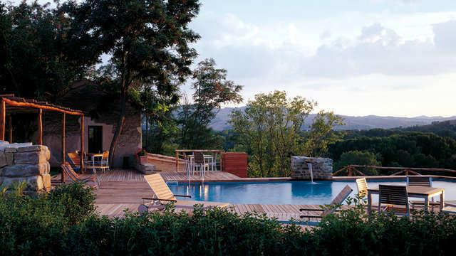 Romanticismo en una casa rústica en la hermosa Urbino