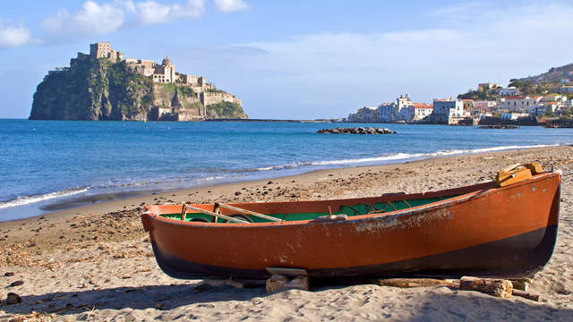 Demi-pension sur l'île verte d'Ischia (à partir de 7 nuits)