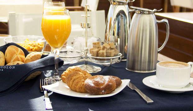 Hotel Colon Thalasso Termal - buffet