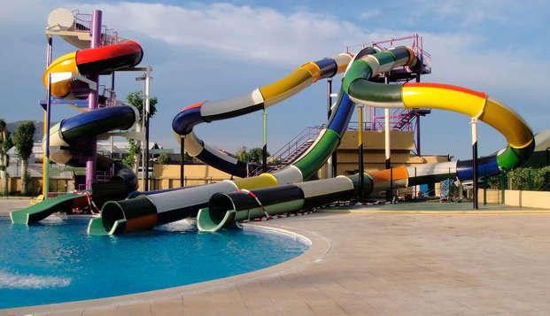 Hotel Colon Thalasso Termal - park