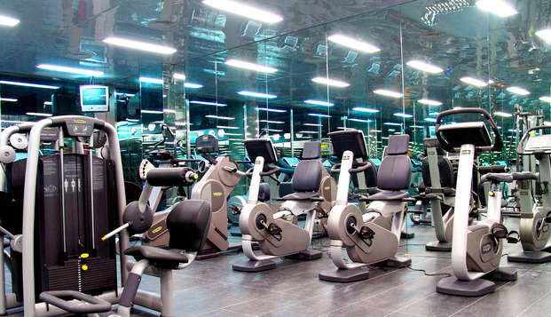Hotel Colon Thalasso Termal - gym