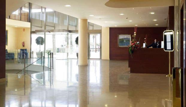 Hotel Colon Thalasso Termal - reception