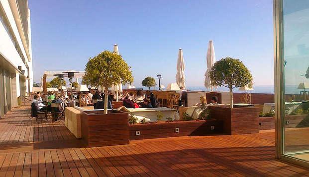 Hotel Colon Thalasso Termal - terrace