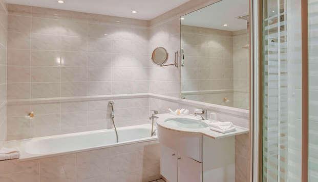 Le Jean Sebastien Bach - bathroom
