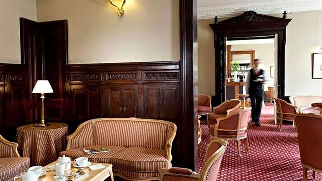Najeti Hotel Chateau Tilques - salonc