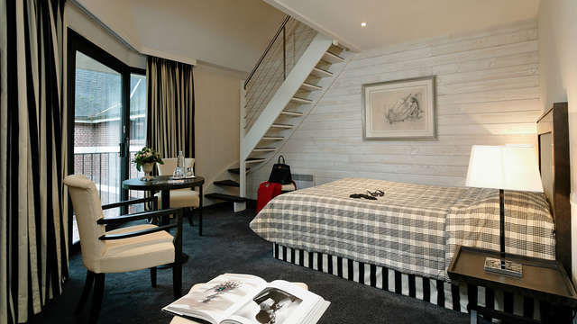 Najeti Hotel Chateau Tilques - room