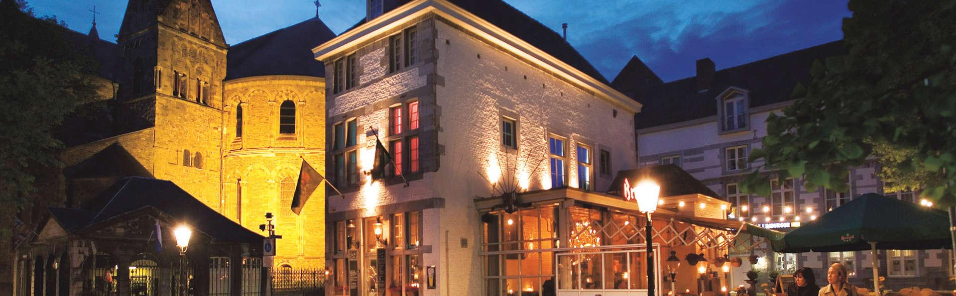 Luxe 4* et entrée au Casino à Maastricht