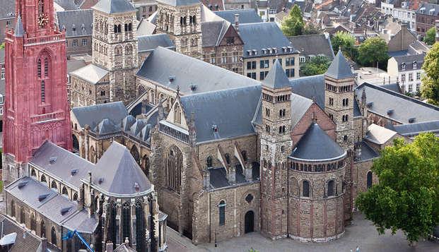 Heerlijk familieuitje met Limburgs gebak in Maastricht