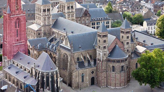 Shopping et gâteaux limbourgeois en famille à Maastricht