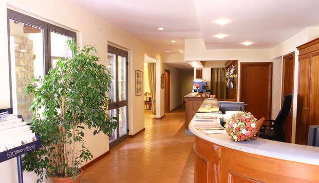 Familieverblijf in een Toscaanse villa (vanaf 3 nachten)