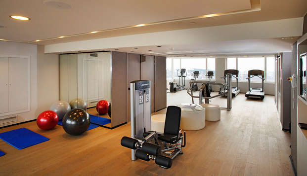 The Hotel Brussels - Fitnes