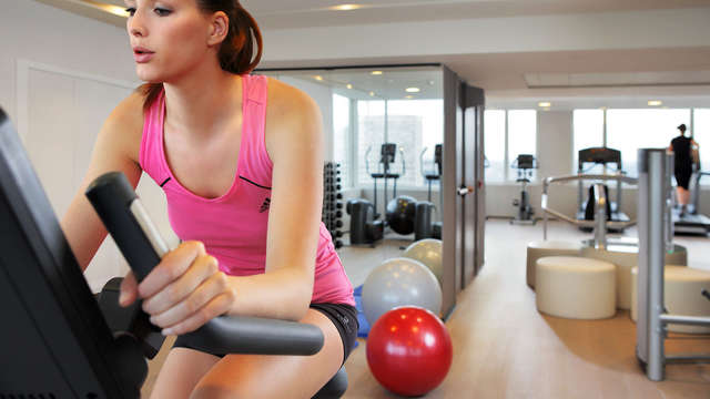 The Hotel Brussels - gym