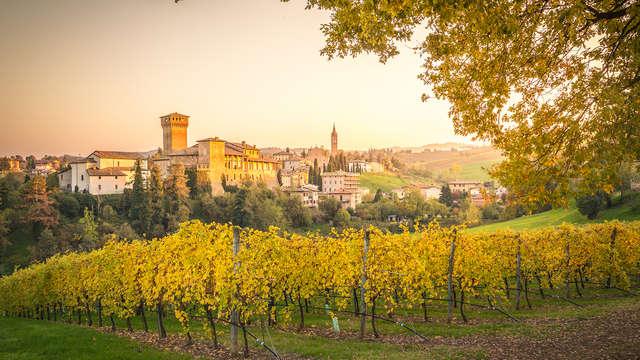 Gli incantevoli scorci di Modena con cena in Suite (da 2 notti)